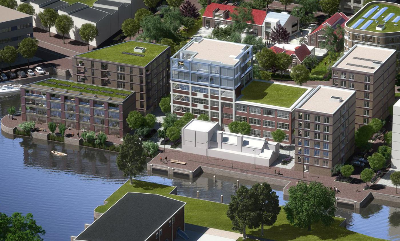 Laan van Wateringse Veld - Google Street View