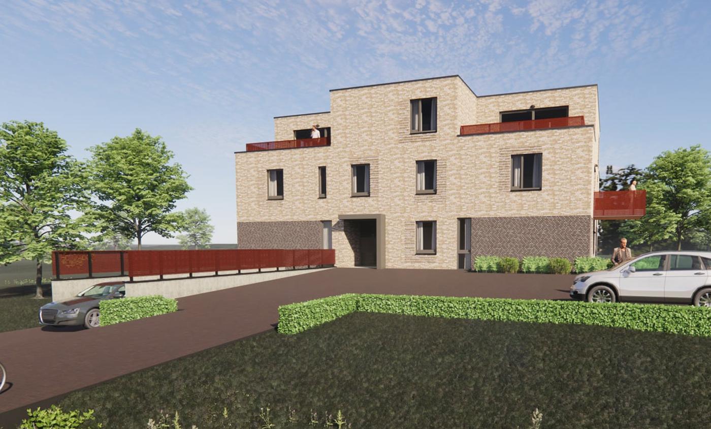 8 appartementen De Heerlyckheit Bredevoort - Bussman Aannemersbedrijf Winterswijk
